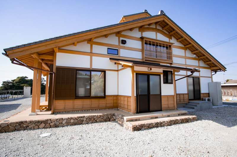 長野県の大屋根に学び