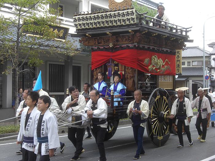 静岡県掛川市西町区「掛川式」(平成17年度新造)
