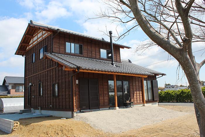 昭和の家完成