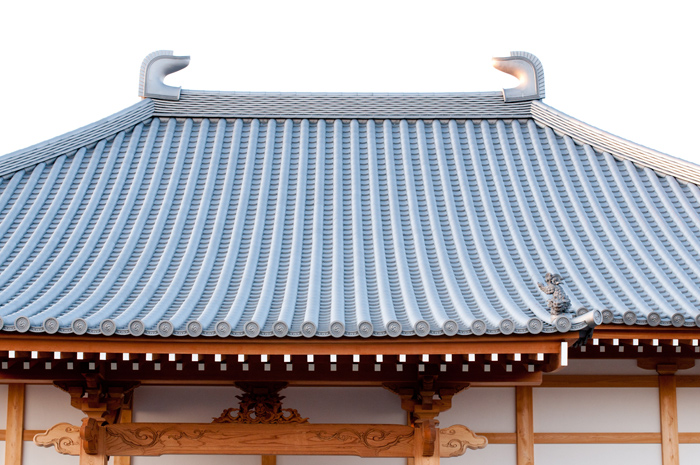 圓明寺鴟尾