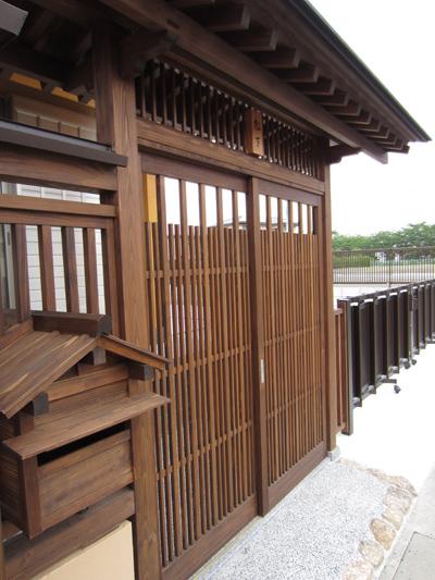 門塀ポスト