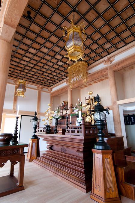 圓明寺須弥壇